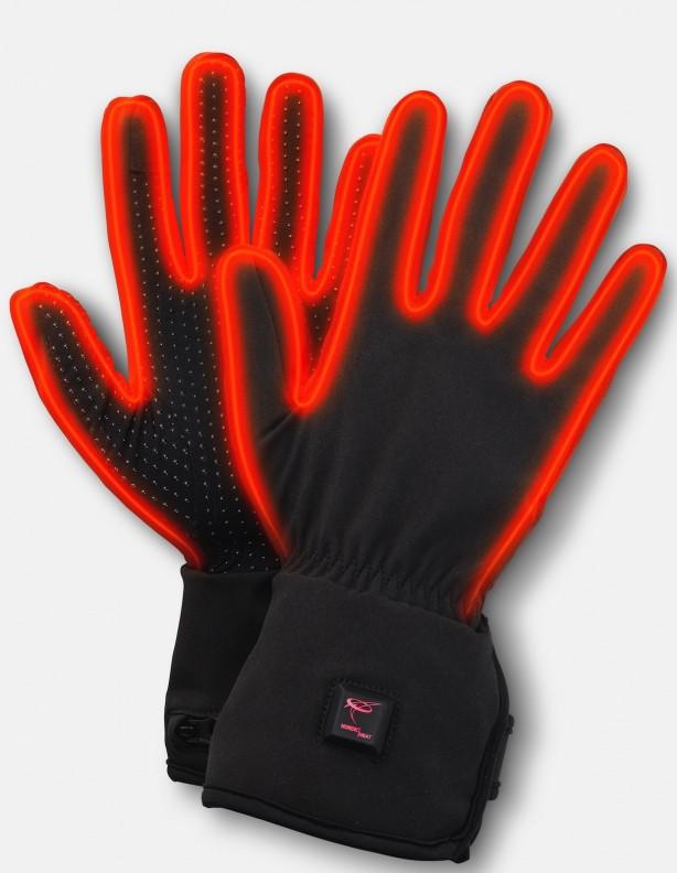 Rękawice grzejące cienkie - unisex