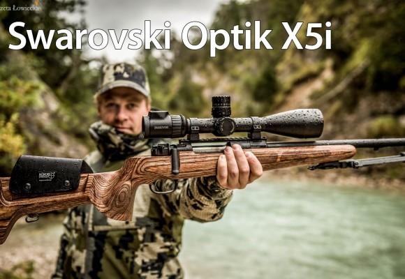 Optyka dla myśliwych Swarovski Optik X5i